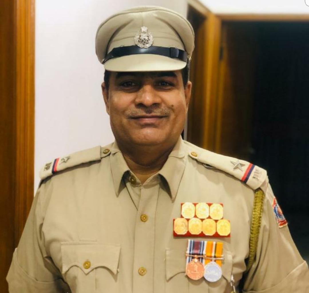Delhi police ASI arrested in extortion case