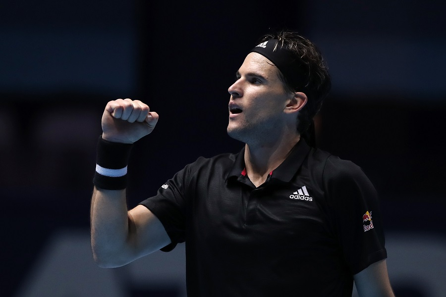 Inspired Thiem outshines Nadal to reach last four at ATP Finals