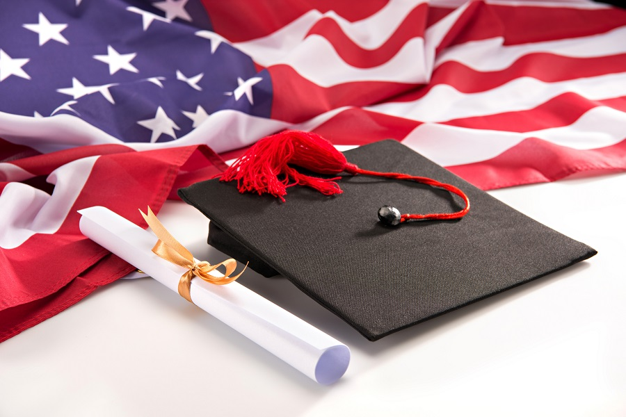 The path to studying in the United States