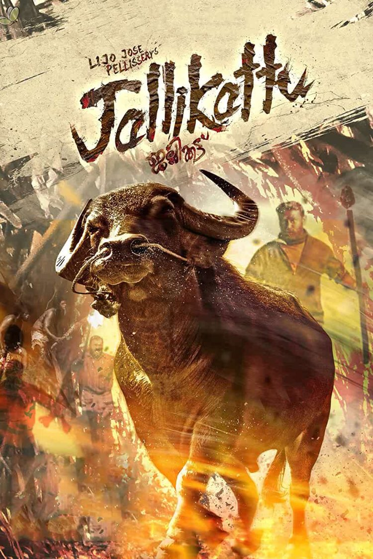 Jallikattu' is India's official Oscar entry