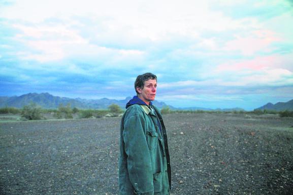Chloe Zhao's Nomadland, a modern-day nomad drama