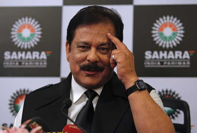 SEBI moves SC for payment of Rs 62,000 crore from two Sahara firms, wants Subrata Roy in custody if not paid