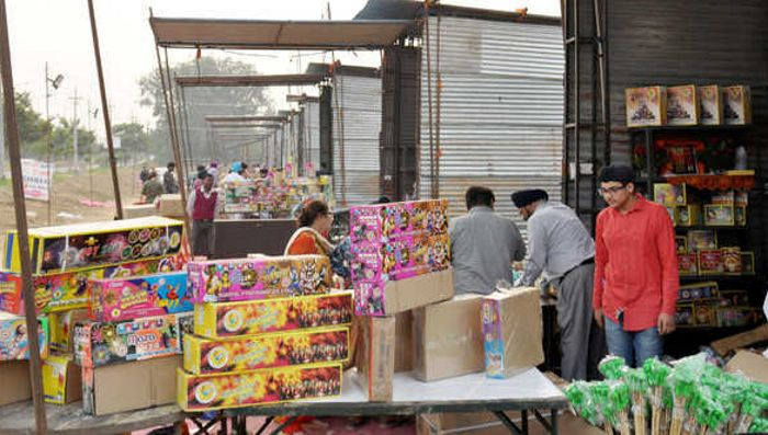 Hit by cracker ban in NCR, dealers turn to Punjab market
