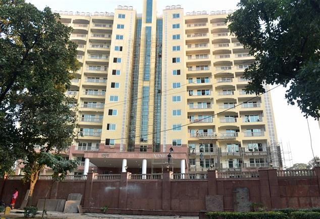 PM Modi to inaugurate multi-storey flats for MPs on Monday