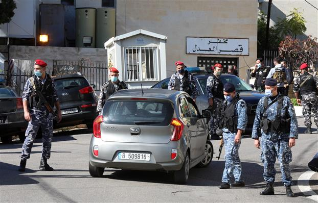 Five Lebanese prisoners die in accident following mass prison breakout