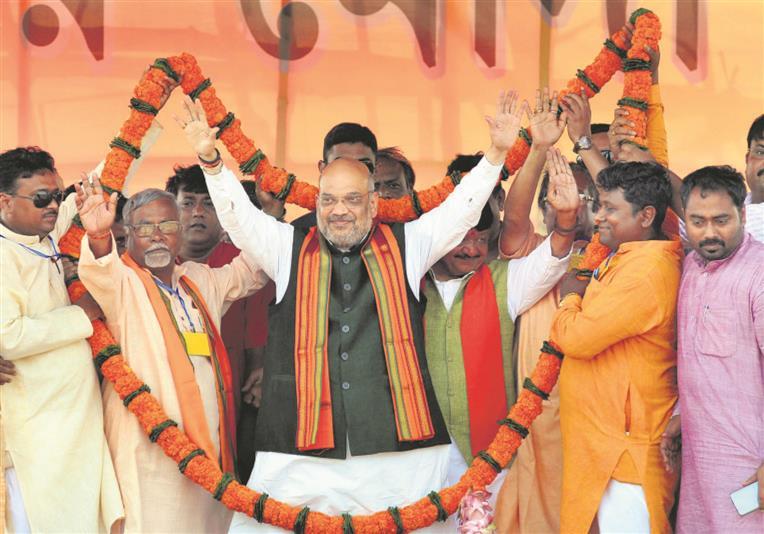 Khaskhabar/पश्चिम बंगाल (West Bengal) के किले को फतह करने के लिए बीजेपी (BJP) ने खास रणनीति तैयार की है. पार्टी ने आगामी विधानसभा चुनाव के मद्देनजर अपना प्लान तैयार कर लिया है. जहां सात प्रमुख नेताओं को ममता बनर्जी