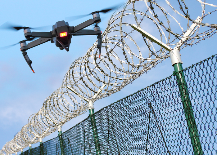 Pakistani drone sighted near LoC, search operation launched