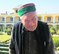 Manohar Singh Gill remembers Tshering Dorje, his Lahaul-Spiti brother