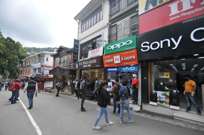 COVID-19: Markets in Shimla to be closed on Sundays