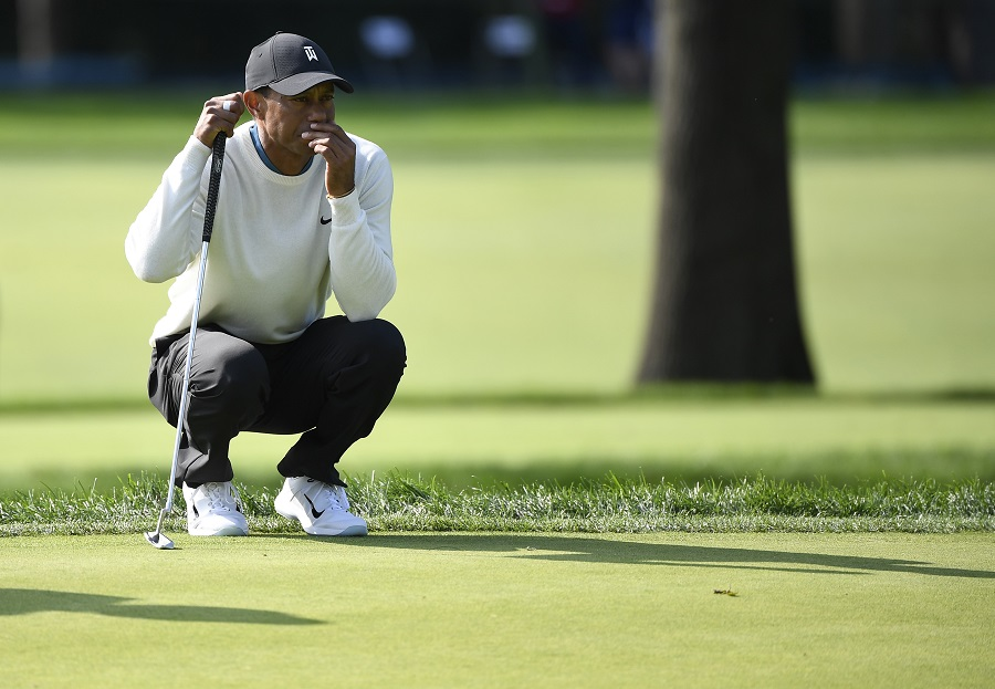 Tiger Woods to play with 11-year-old Charlie in Father-Son
