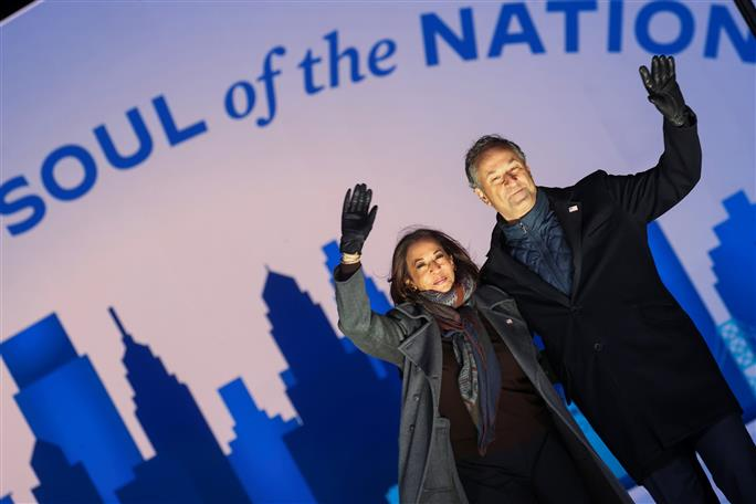 Kamala Harris Husband Douglas Emhoff Will Be America S First Second Gentleman