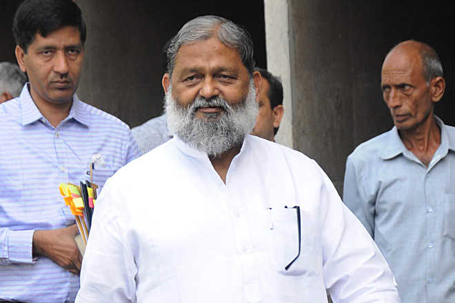 Haryana Health Minister Anil Vij volunteers to be first to get vaccinated using Covaxin