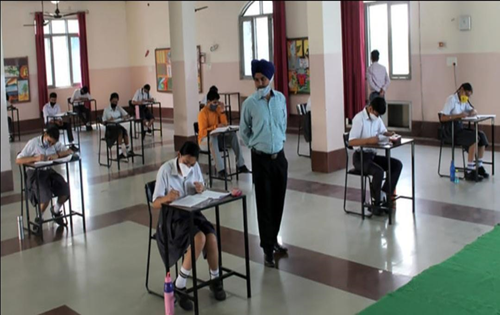 2nd online assessment of secondary, senior secondary classes from December 1
