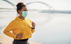 Masks don't impair lung function during exercise: Study