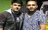 Kapil Sharma's name inked on singer Oye Kunaal's hand, here's why