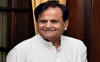 Congress loses crisis manager Ahmed Patel to Covid