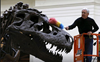 Slow and steady or a big spurt? How to grow a ferocious dinosaur