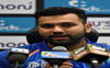 Hamstring is absolutely fine, says Rohit Sharma