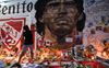 Argentina declares three-day national mourning for Maradona