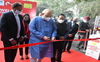 Amit Shah launches mobile RTPCR lab in Delhi; result in 6-8 hours