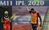 IPL Eliminator: Sunrisers Hyderabad beat Royal Challengers Bangalore by 6 wickets to seal berth in Qualifier 2