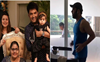 Kapil Sharma and his mother workout simultaneously at home; take a peek into comedian's fitness session