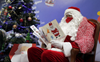 In Santa's mailbag, a peek into children's pandemic worries