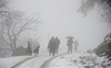 J-K authorities issue avalanche warning in 12 districts of UT