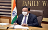 Health care workers, people above 65 will be given priority for Covid vaccine: Harsh Vardhan