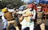 Punjab farm unions condemn use of force