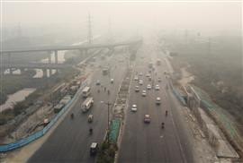 Delhi's air quality deteriorates to 'poor' zone
