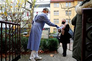 COVID-19 infections in Germany surpass 1 million