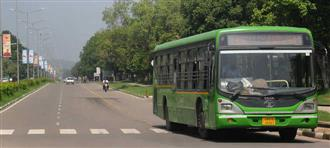 Chandigarh administration suspends bus services to Haryana