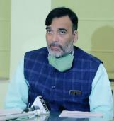 Environment Minister Gopal Rai discharged from hospital