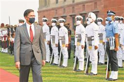 Russia a sticking point in Indo-US defence ties