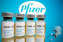 Pfizer vaccine '90% effective' in ph-3 trial