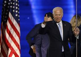 World leaders express hope, relief after Biden win
