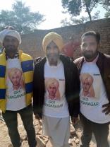 Bhagat Singh's front and centre in farmers' protests