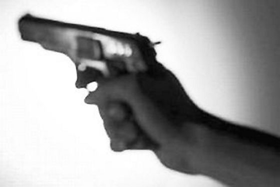5-yr-old hurt in firing, 1 booked