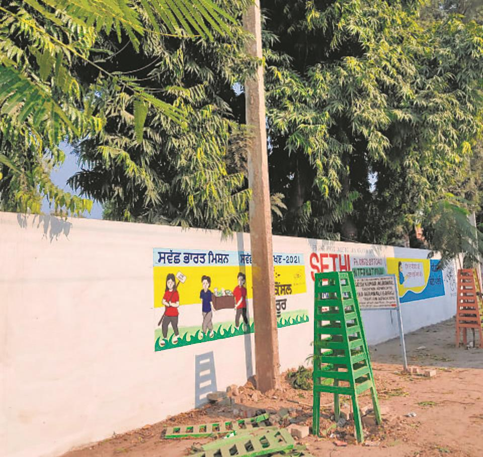 NGT moved, PWD halts plan to shift poles