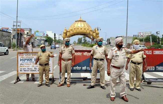 42,000 cops deployed in Punjab for safe and green Diwali