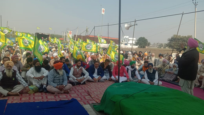 Support grows for 'Delhi Chalo' protest