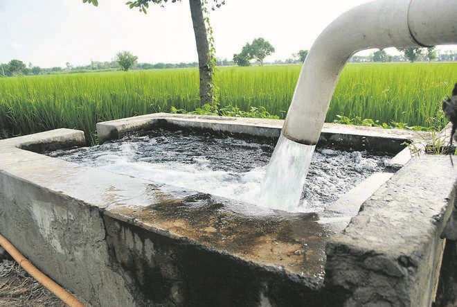 Now, fine for illegal groundwater extraction