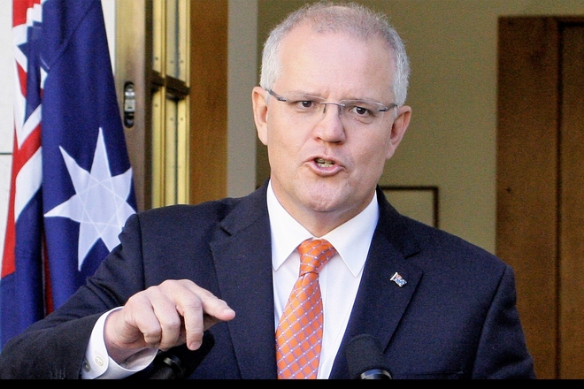 Will respond to war crime charges: Australia PM