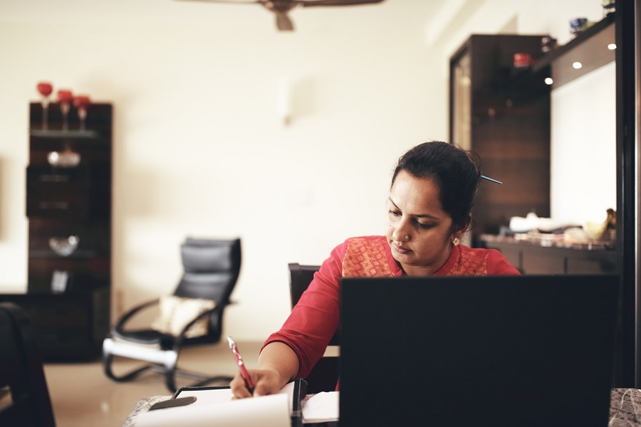 Work from home options for freshers