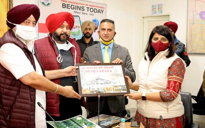 No headway in setting up of  Pind Babe Nanak Da