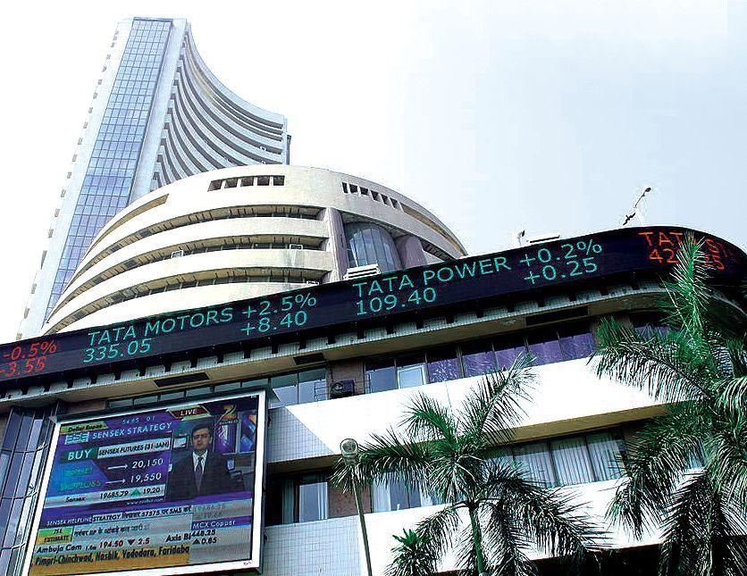 Markets snap record run as virus caseload weighs