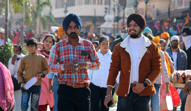 Safety protocols go for a toss in Amritsar