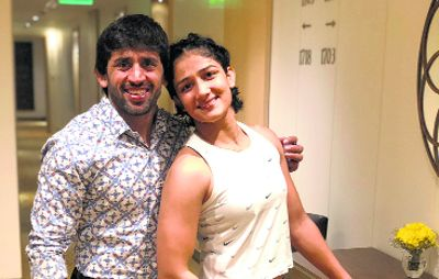 Marriage doesn't mean losing focus: Bajrang