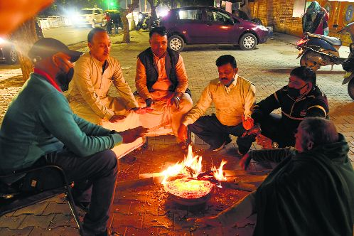 Chandigarh sees lowest Nov temperature in 3 years
